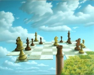 play8ing chess