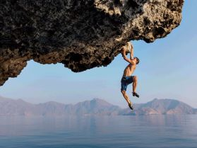 alex-honnald-climbing-oman_Photograph by Jimmy Chin national geographic